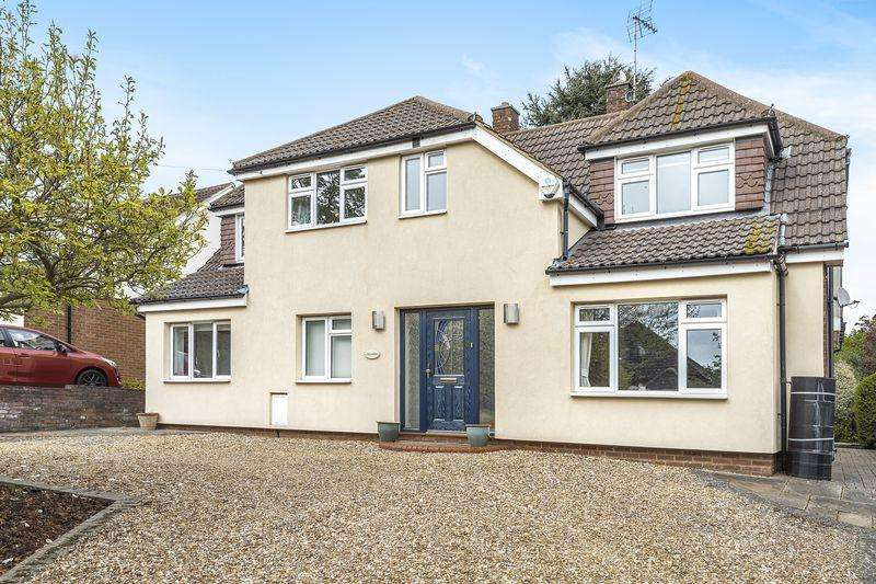 5 Bedrooms Detached House for sale in The Avenue, Ampthill