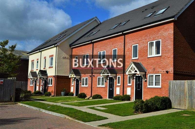 4 Bedrooms Terraced House for rent in sonning court, farnburn avenue, Slough, Berkshire. SL1 4AG