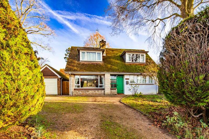 3 Bedrooms Detached House for sale in Dormers, Goring on Thames, RG8