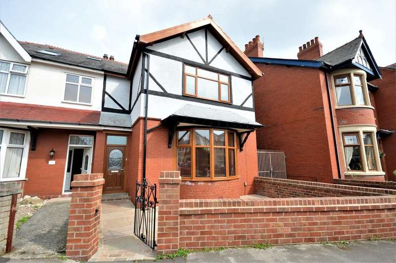 3 Bedrooms Semi Detached House for sale in Westfield Road, South Shore, FY1