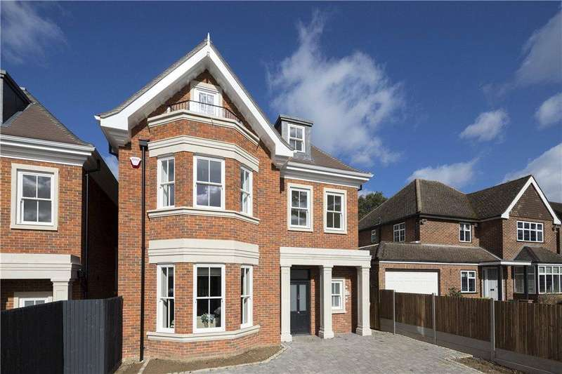 5 Bedrooms Detached House for sale in Copse Hill, Wimbledon, SW20