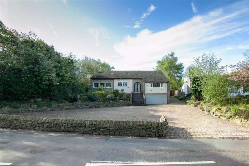 5 Bedrooms Detached House for sale in Moor End Road, Mellor, Stockport