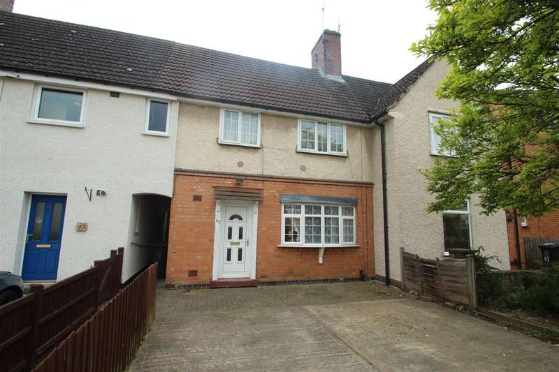 3 Bedrooms Town House for sale in Thurlington Road, Leicester