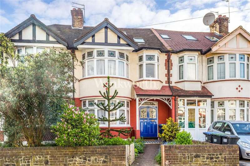5 Bedrooms Terraced House for sale in Madeira Road, London, N13