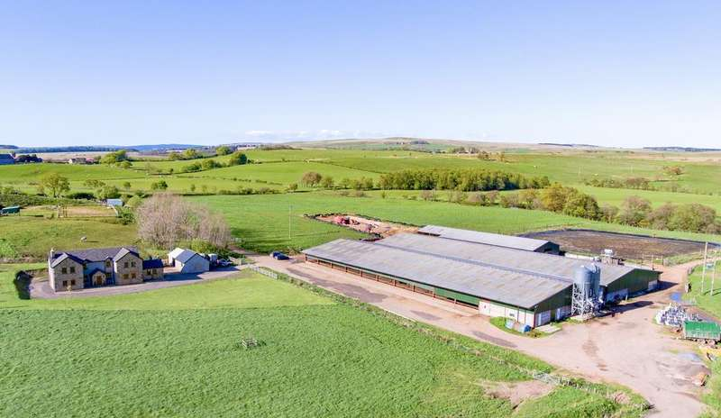 4 Bedrooms Farm Commercial for sale in Stoneybrook Farm, Lees Hill, Brampton, CA8 2BB