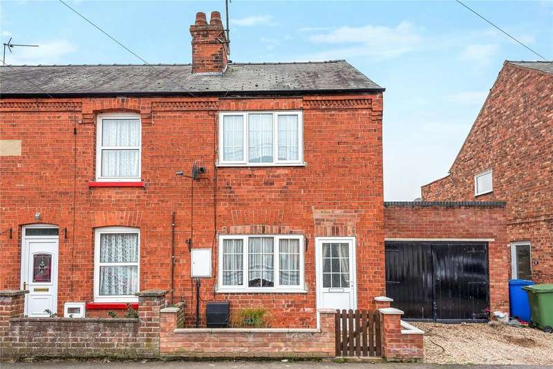 3 Bedrooms End Of Terrace House for sale in Grand Sluice Lane, Boston, PE21