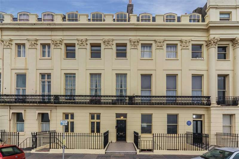1 Bedroom Apartment Flat for sale in Brunswick Terrace, Hove, BN3