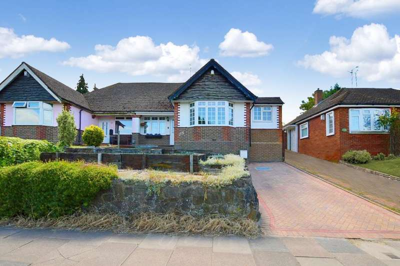 3 Bedrooms Bungalow for sale in High Street, Leagrave, Luton, Bedfordshire, LU4 9LE