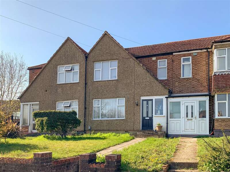 3 Bedrooms Terraced House for sale in London Road, Dunstable, Bedfordshire