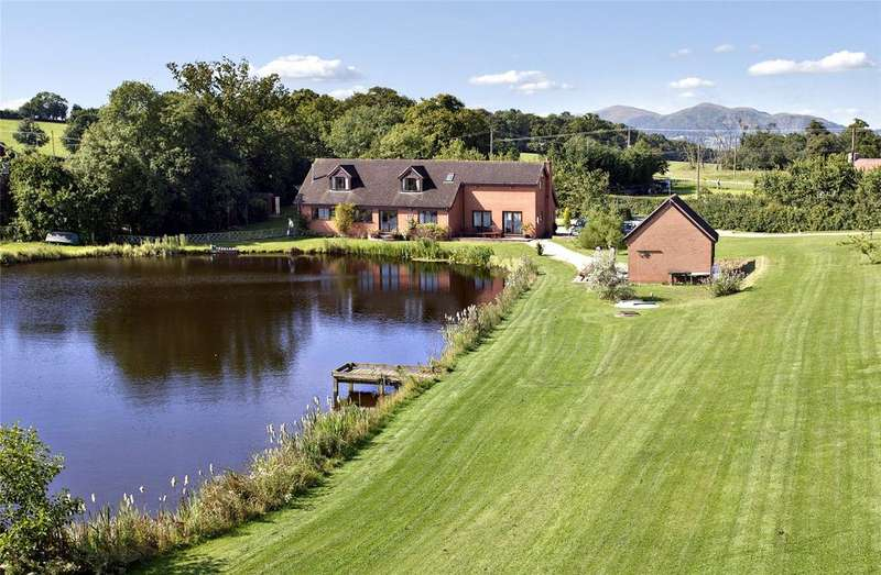 2 Bedrooms Detached House for sale in Bransford Game Fisheries, Hill End Farm, Bransford, Worcestershire, WR6