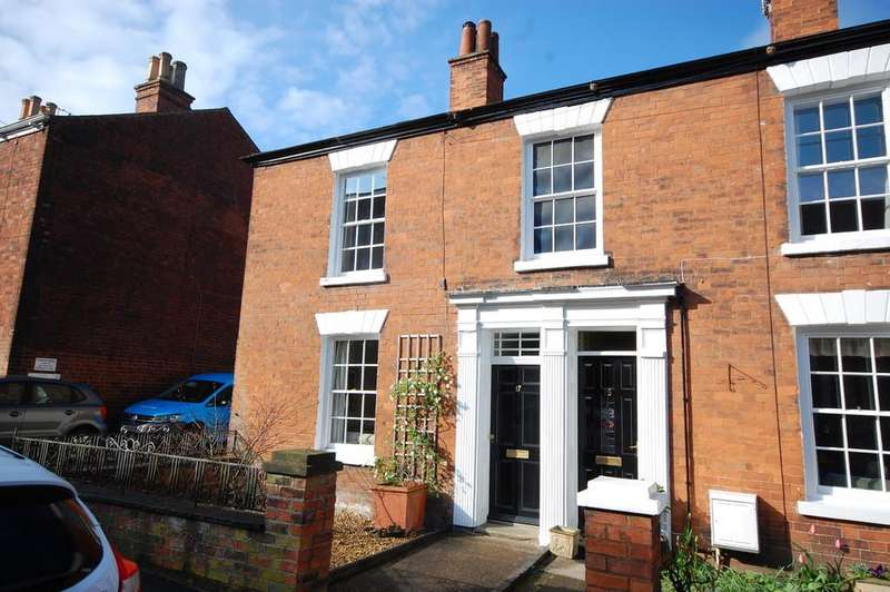 2 Bedrooms End Of Terrace House for sale in George Street, Louth. LN11 9JU