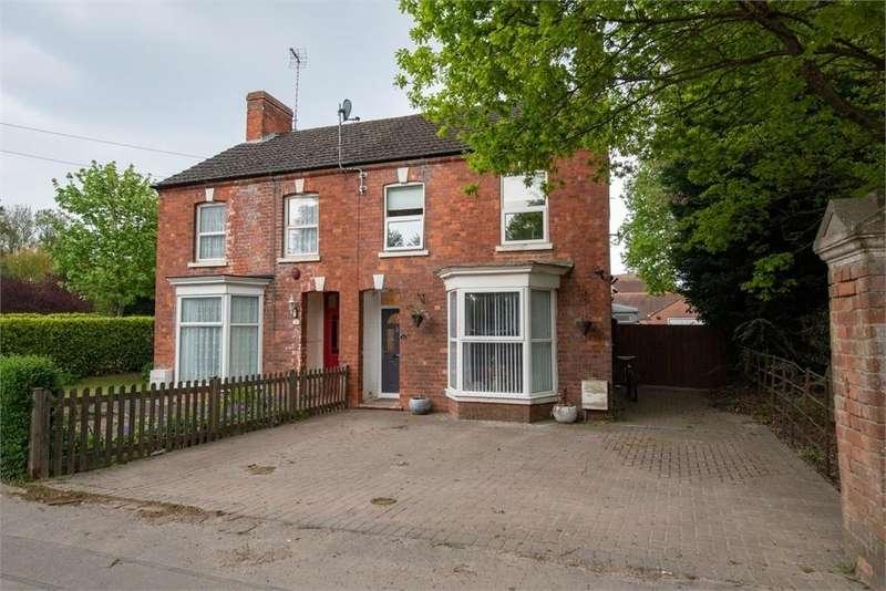 3 Bedrooms Semi Detached House for sale in Boston Road, Kirton, Boston, Lincolnshire