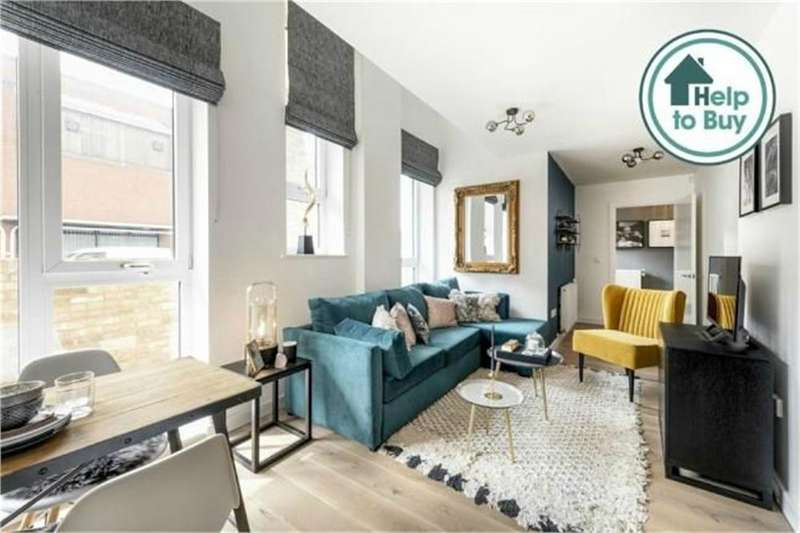 2 Bedrooms Flat for sale in The Levers, 2 - 16 Amelia Street, LONDON