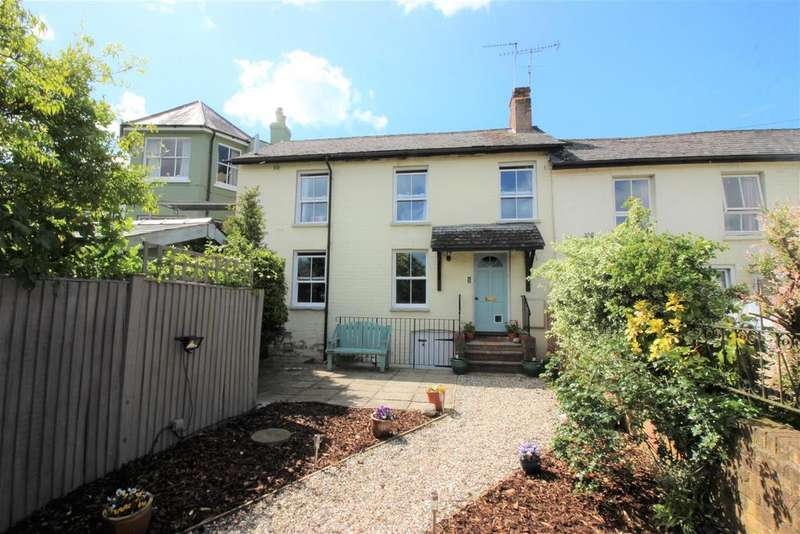 2 Bedrooms Semi Detached House for sale in Nab Cottages, Church Road, Newnham