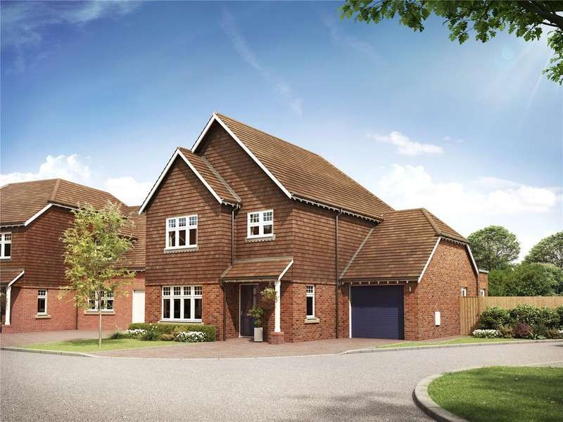 3 Bedrooms Detached House for sale in Queenswood Heights, Sandhurst, Berkshire, GU47