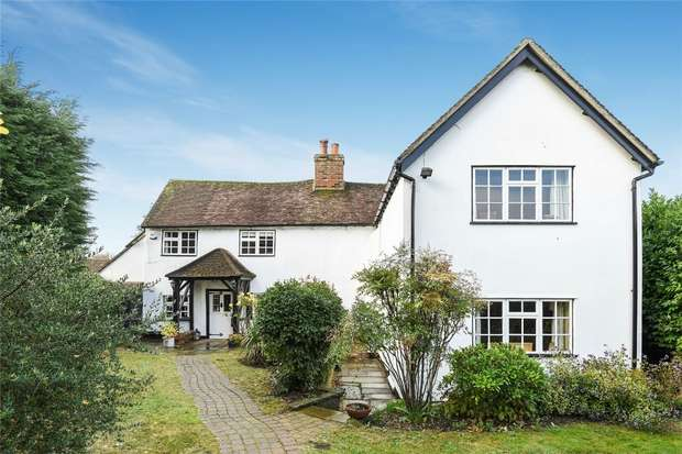 4 Bedrooms Cottage House for sale in Church Walk, Kempston, Bedford