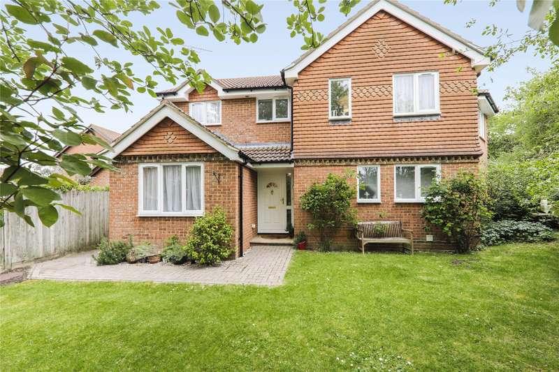 4 Bedrooms Detached House for sale in Dorset Vale, Warfield, Bracknell, Berkshire, RG42