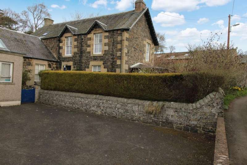 3 Bedrooms Semi Detached House for sale in Creich Schoolhouse, Luthrie, KY15