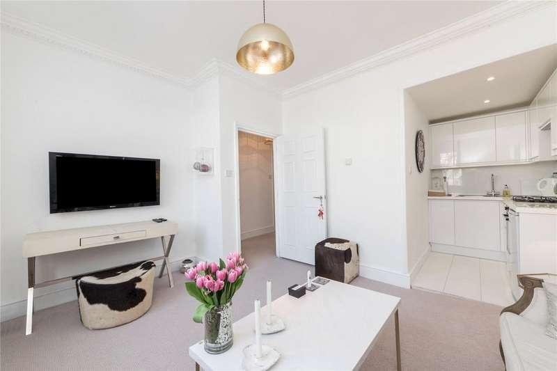 1 Bedroom Flat for sale in Craven Hill Gardens, Lancaster Gate, London