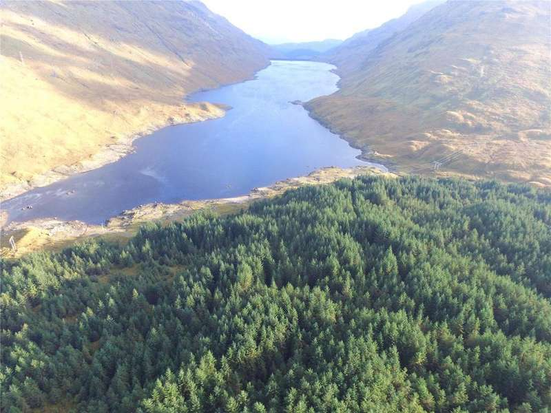 Land Commercial for sale in The Garabal Estate, Loch Lomond and The Trossachs, National Park, Argyll and Bute