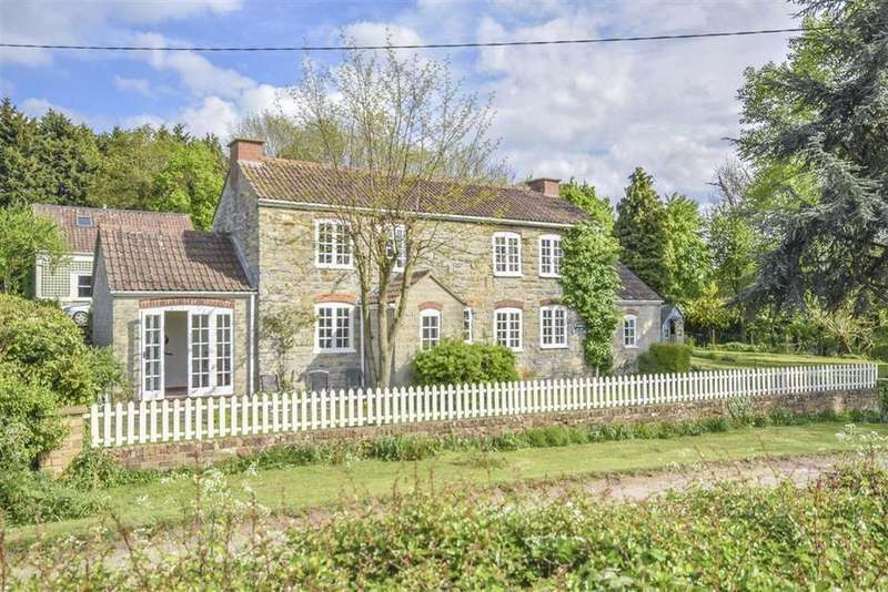 4 Bedrooms Detached House for sale in Standle Lane, Stinchcombe, GL11