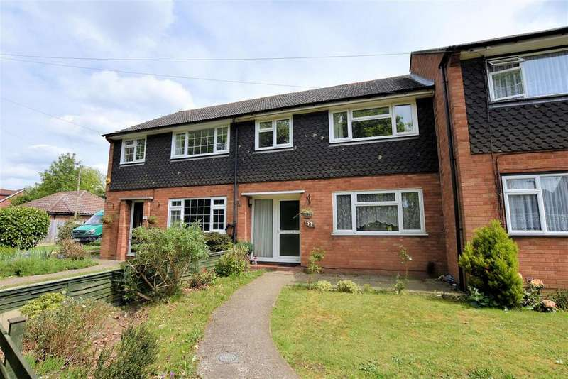 3 Bedrooms Terraced House for sale in Lambourne Close, Tilehurst, Reading