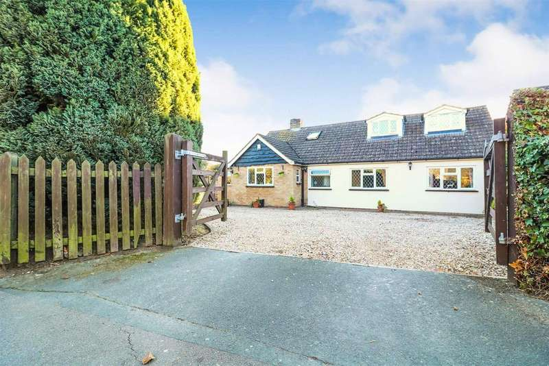 5 Bedrooms Detached House for sale in Sportsman Lane, Hatfield Peverel, Chelmsford