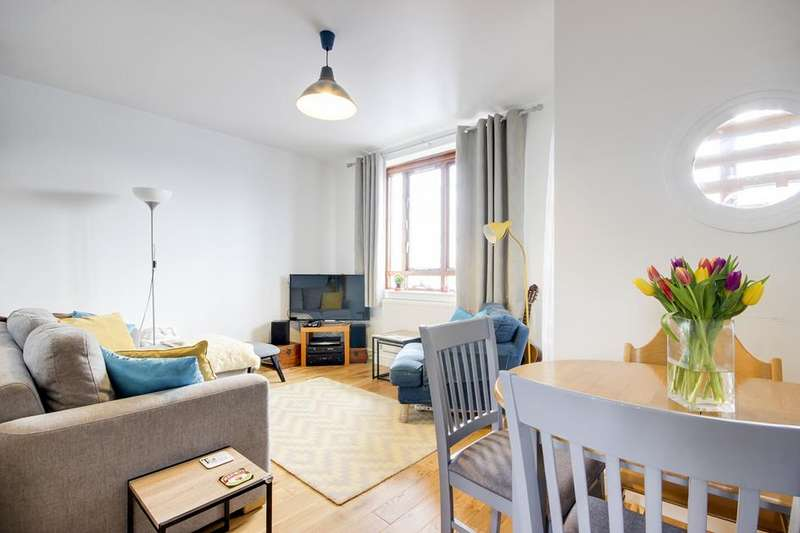 2 Bedrooms Flat for sale in Clapton Common, London, E5