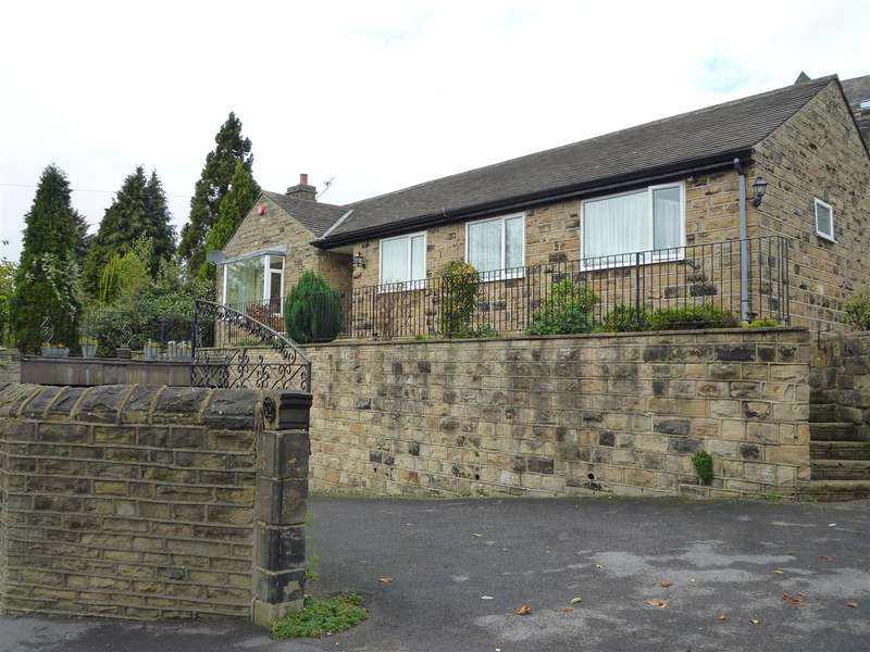 2 Bedrooms Detached Bungalow for sale in Greenhead Road, Gledholt, Huddersfield