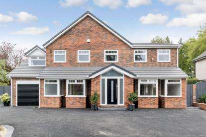 4 Bedrooms Detached House for sale in Edge Hill, Darras Hall, Ponteland, Northumberland, NE20