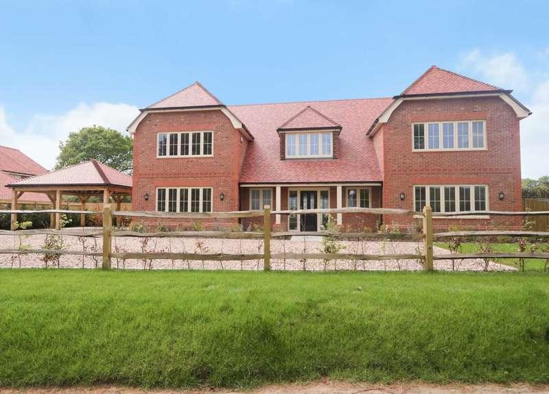 6 Bedrooms Detached House for sale in Blandys Lane, Upper Basildon, Berkshire