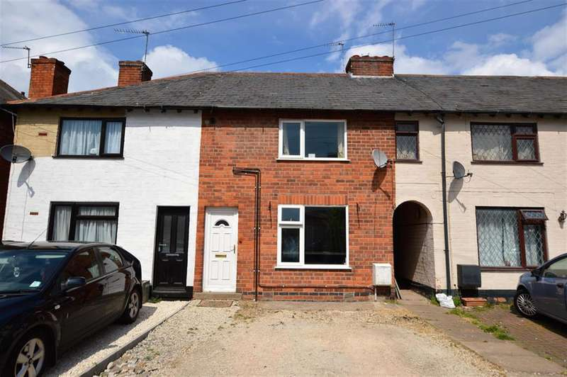 3 Bedrooms Terraced House for sale in Darley Avenue, Wigston, LE18 4LL