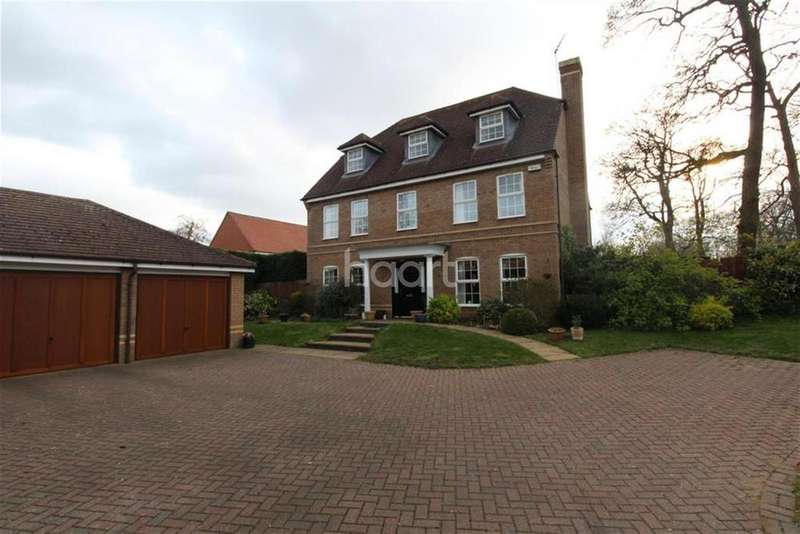 5 Bedrooms Detached House for rent in Chestnut Drive, Stretton Hall