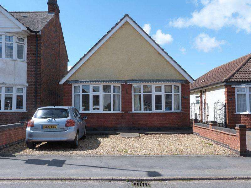 4 Bedrooms Detached Bungalow for sale in Highway Road, Thurmaston