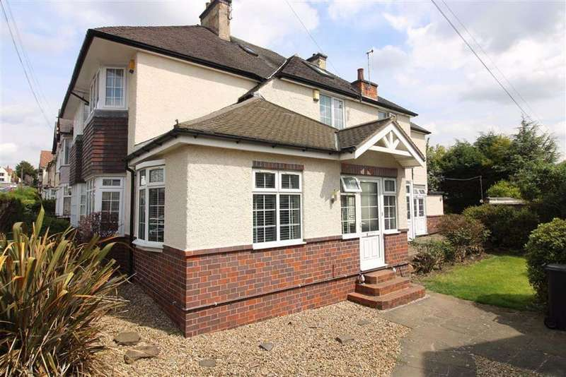 5 Bedrooms Semi Detached House for sale in Meadhurst Road, Western Park