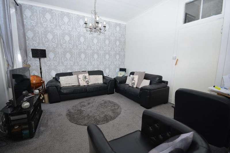 2 Bedrooms Flat for sale in Bonnyton Road, Kilmarnock, KA1