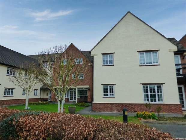 1 Bedroom Retirement Property for sale in Warford Park Faulkners Lane, Mobberley, Knutsford, Cheshire