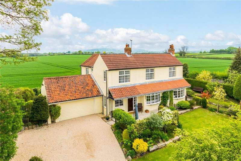 5 Bedrooms Detached House for sale in Thornville, Bagby, Thirsk, North Yorkshire