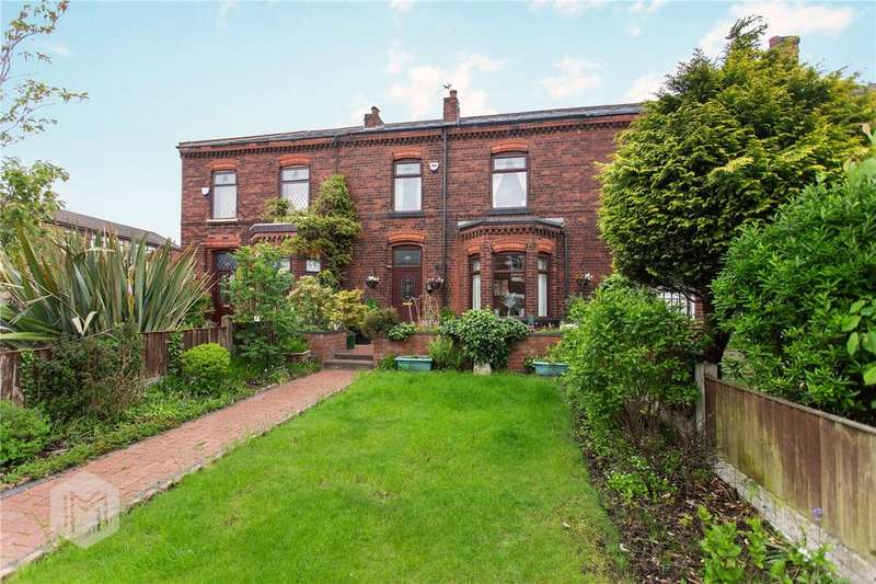 3 Bedrooms Terraced House for sale in Hall Lane, Hindley, Wigan, Greater Manchester, WN2