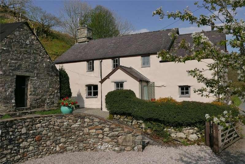4 Bedrooms Detached House for sale in Abergeirw, Dolgellau, Gwynedd