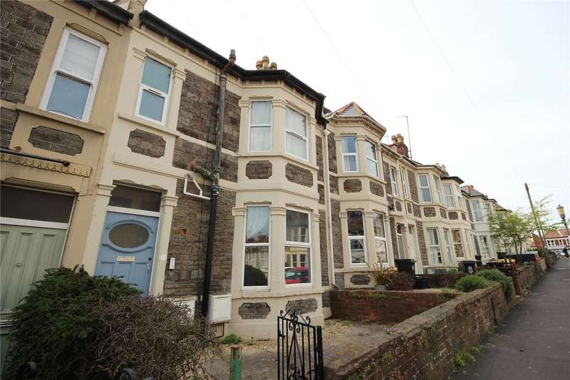 2 Bedrooms Apartment Flat for sale in Quarrington Road, Horfield, Bristol, BS7