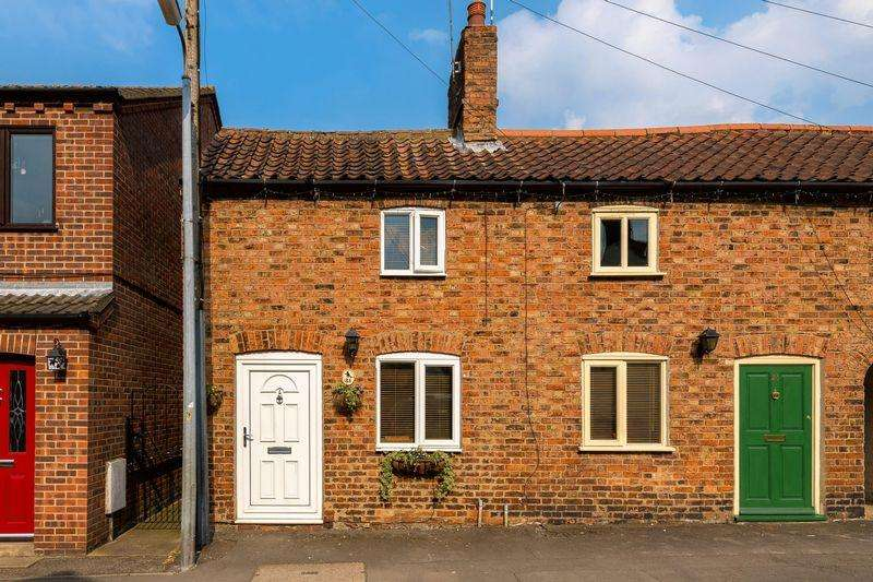 1 Bedroom End Of Terrace House for sale in Foundry Street, Horncastle