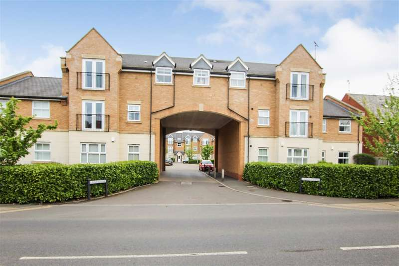 2 Bedrooms Flat for sale in Eagle Close, Leighton Buzzard