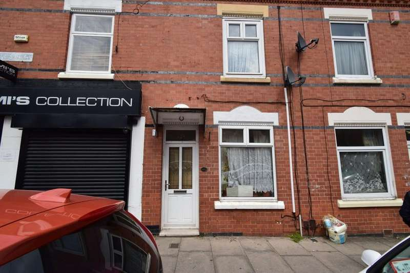 4 Bedrooms Terraced House for sale in Bonsall Street, Highfields, Leicester