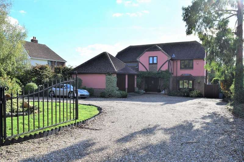 4 Bedrooms Detached House for sale in St. Osyth, Clacton-on-Sea, CO16 8EW