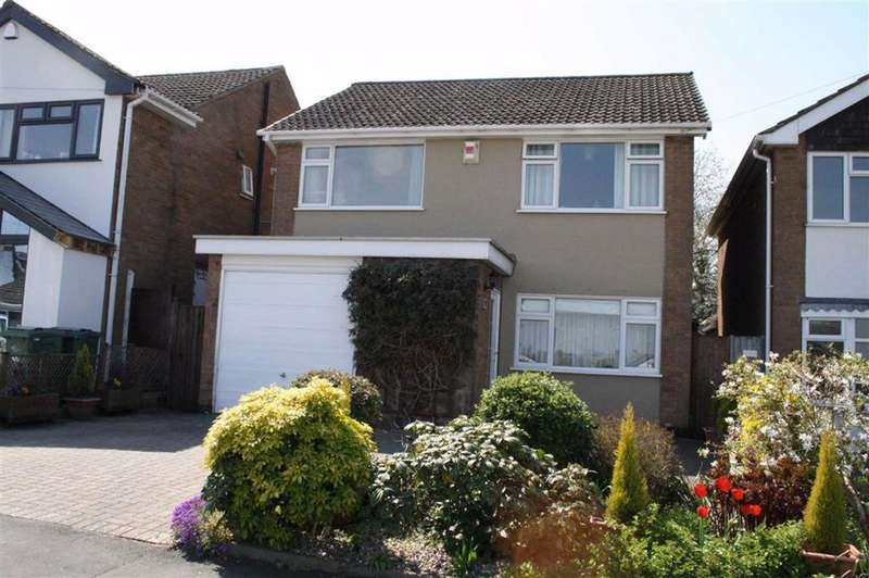 3 Bedrooms Detached House for sale in Barry Drive, Kirby Muxloe