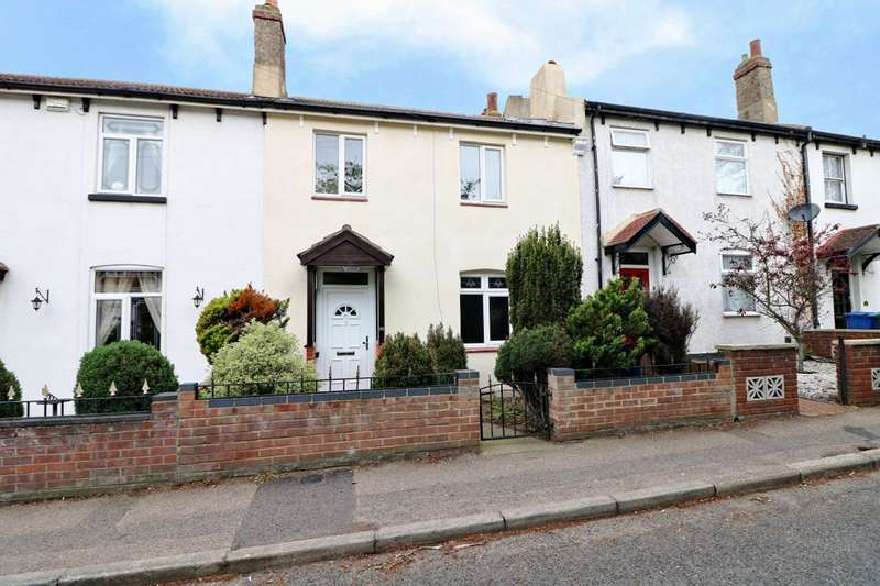 3 Bedrooms Terraced House for sale in Mill Lane, Grays, RM20