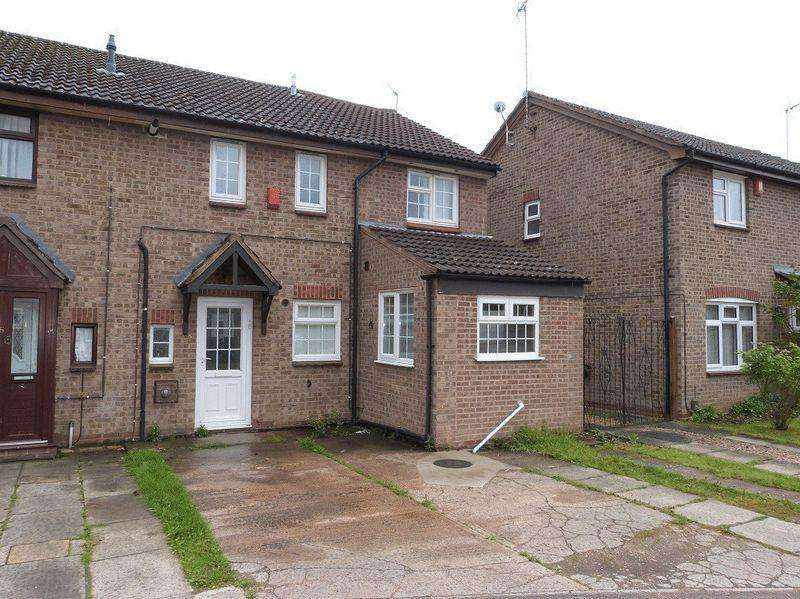 4 Bedrooms Semi Detached House for sale in Lema Close, Rushey Mead