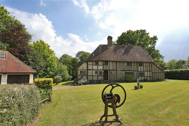 4 Bedrooms Unique Property for sale in Rushlake Green, Nr Heathfield, East Sussex, TN21