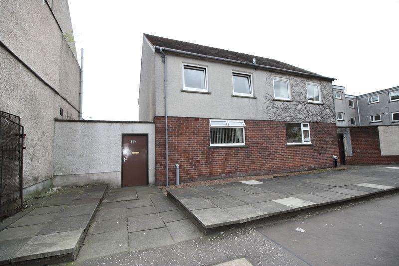 3 Bedrooms Semi Detached House for sale in 53A High Street, Tillicoultry